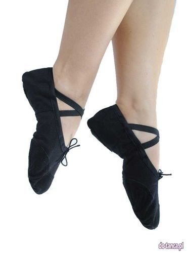 Ballet Shoes with split sole