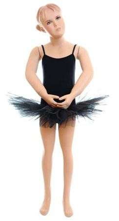 Ballet dancewear with tutu skirt 3152