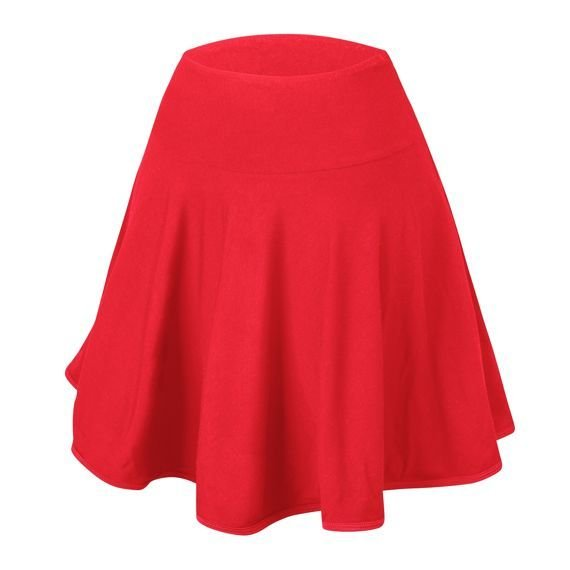 ANA spódnica 34 z kokardą