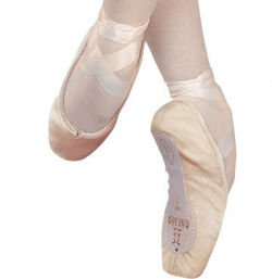 SALE - Recital Pointe 202s by Sansha